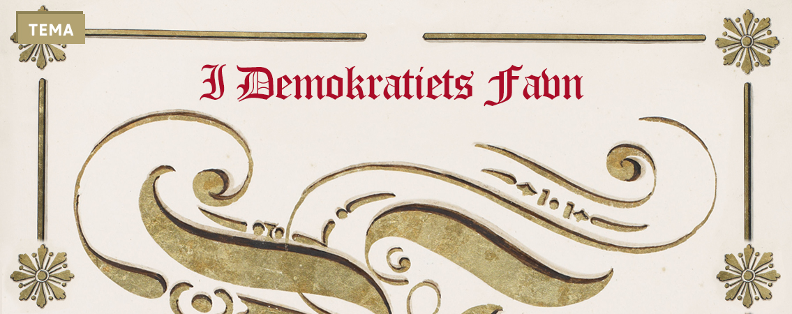 I Demokratiets Favn